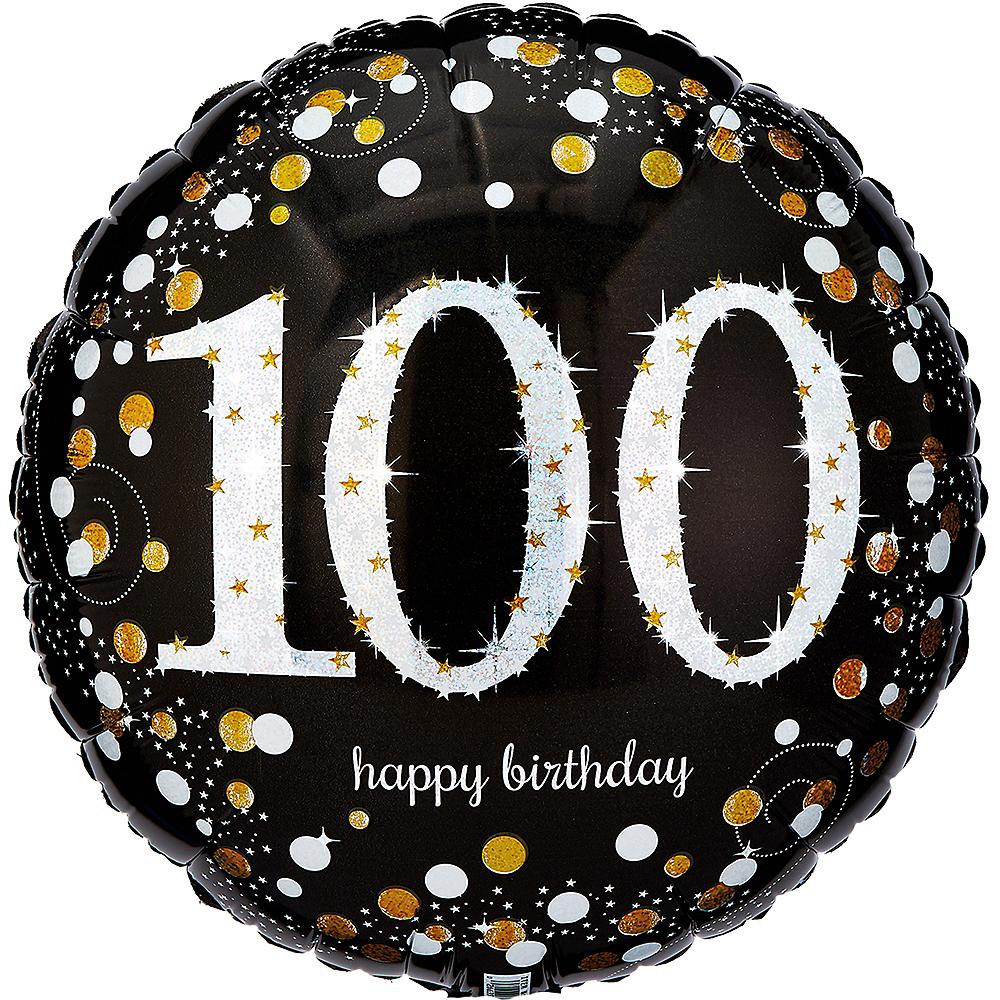 100th Birthday Balloon 18in