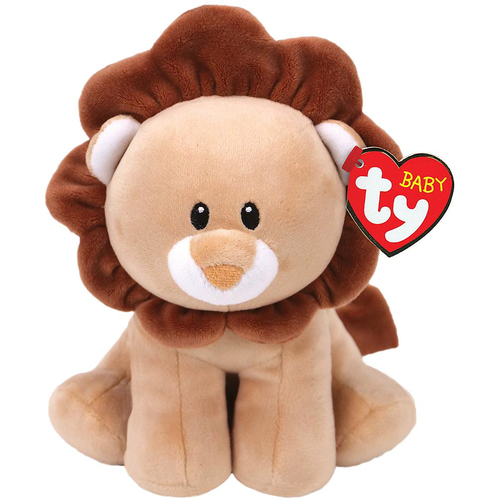 Bouncer Beanie Baby Lion Plush Image #1