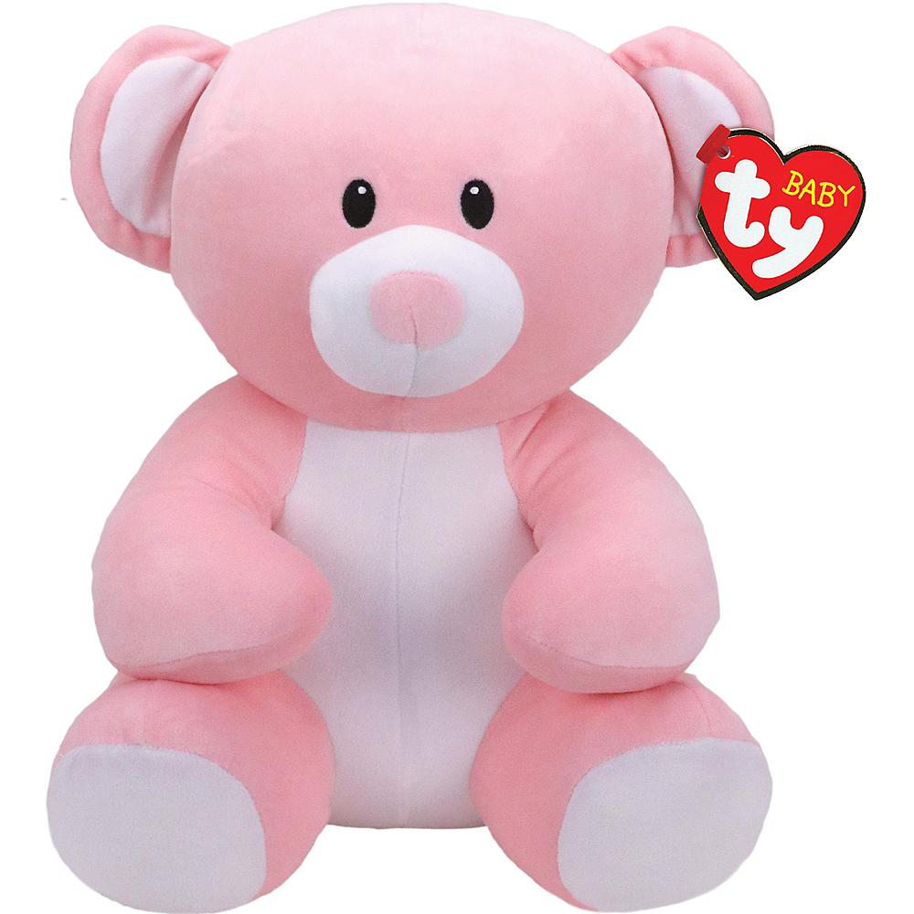 Princess Beanie Baby Bear Plush 12in x 15in  fc920584c93