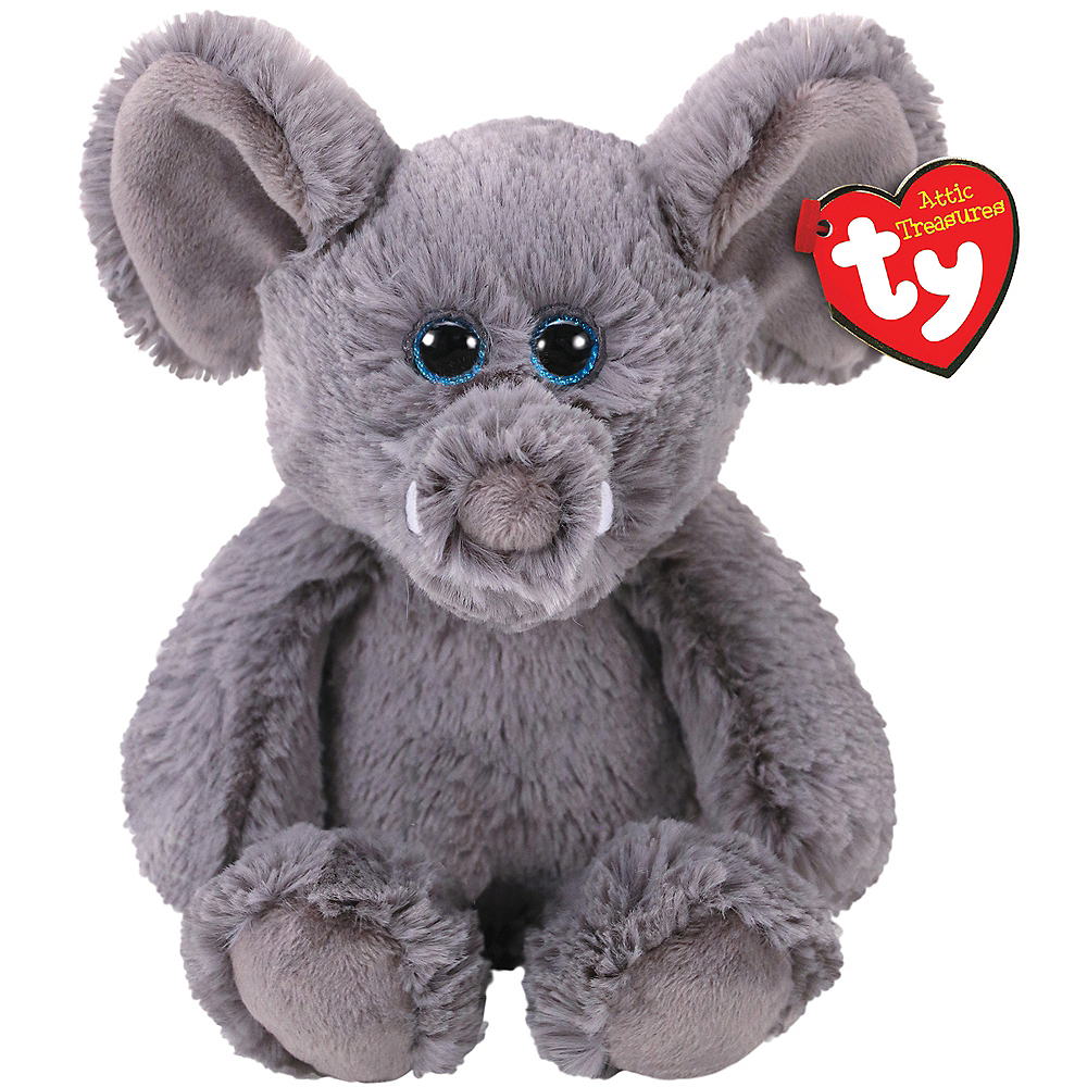 Ella Attic Treasures Elephant Plush Image #1