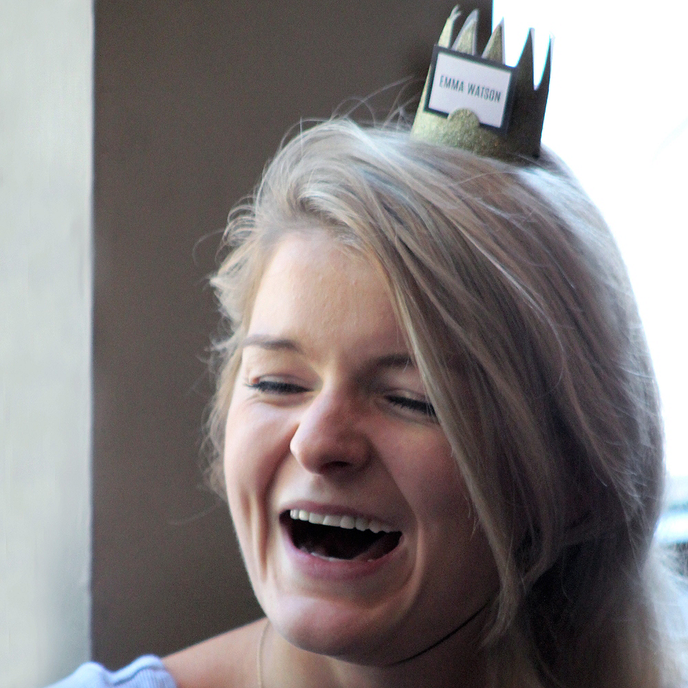 Who Am I Party Hats Game Image #4