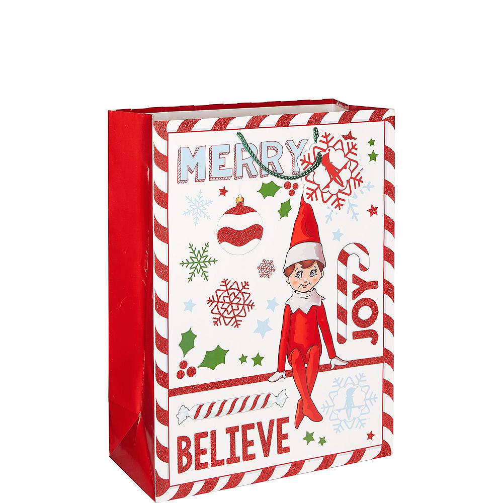 Glitter Elf on the Shelf Gift Bag Image #1