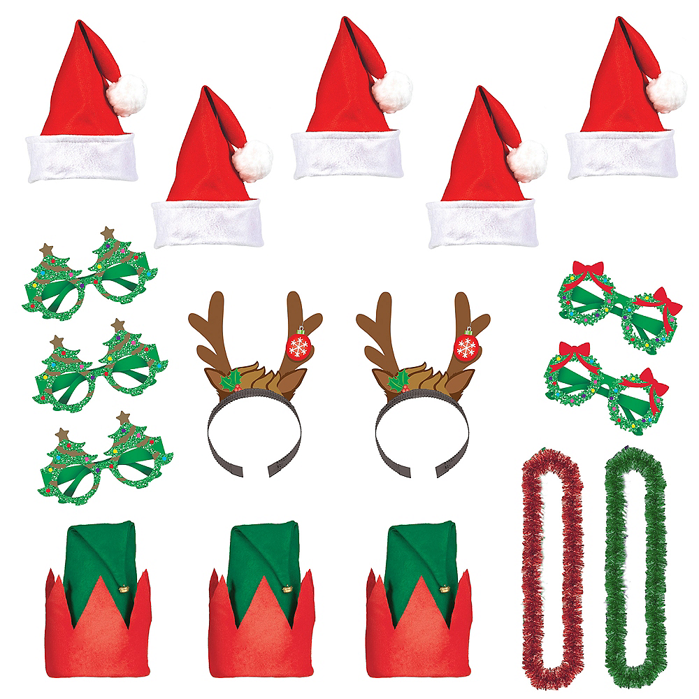Christmas Wearables Kit 25pc Image #1
