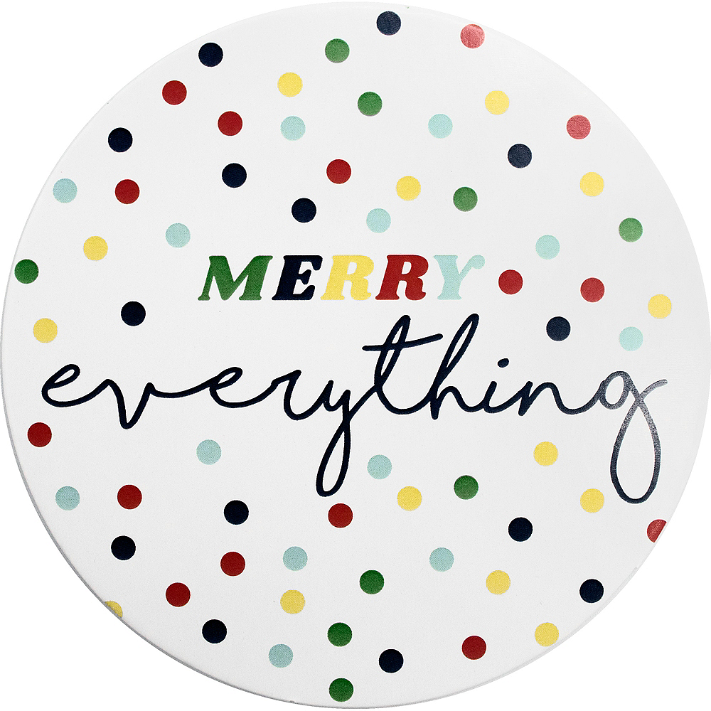 Merry Everything Coasters 8ct Image #1