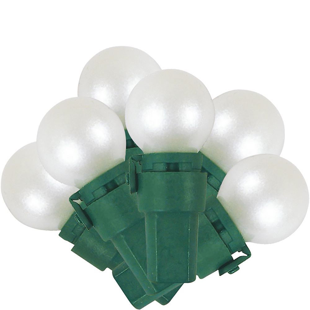 Nav Item for White Pearl String Lights Image #1