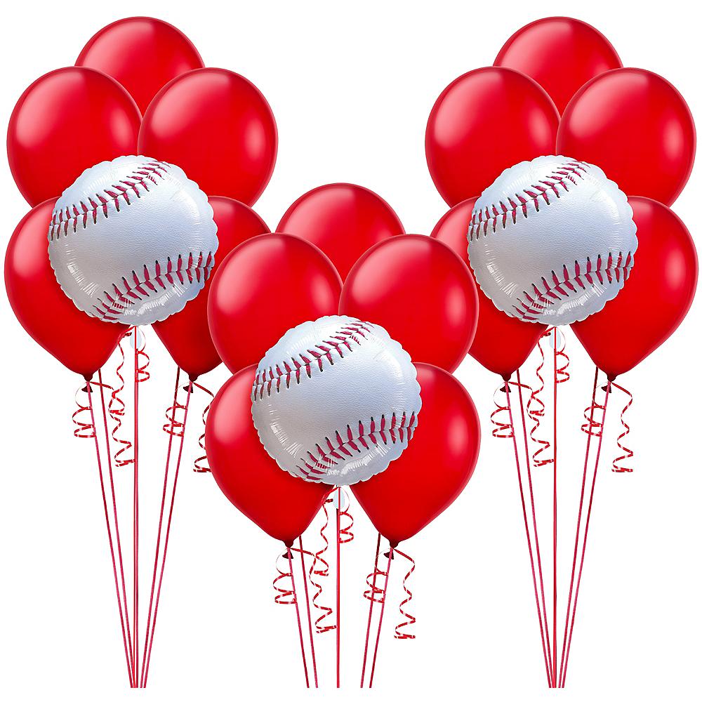 Baseball Balloon Kit Image #1