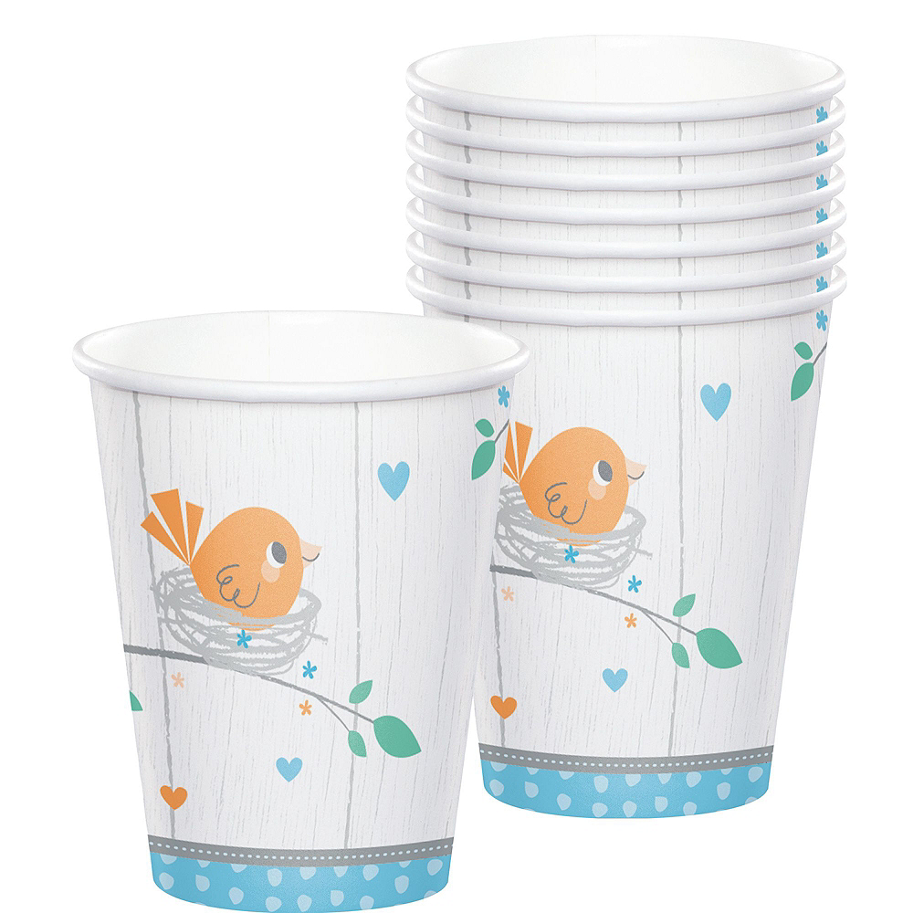 Ultimate Hello Boy Baby Shower Kit for 32 Guests Image #13