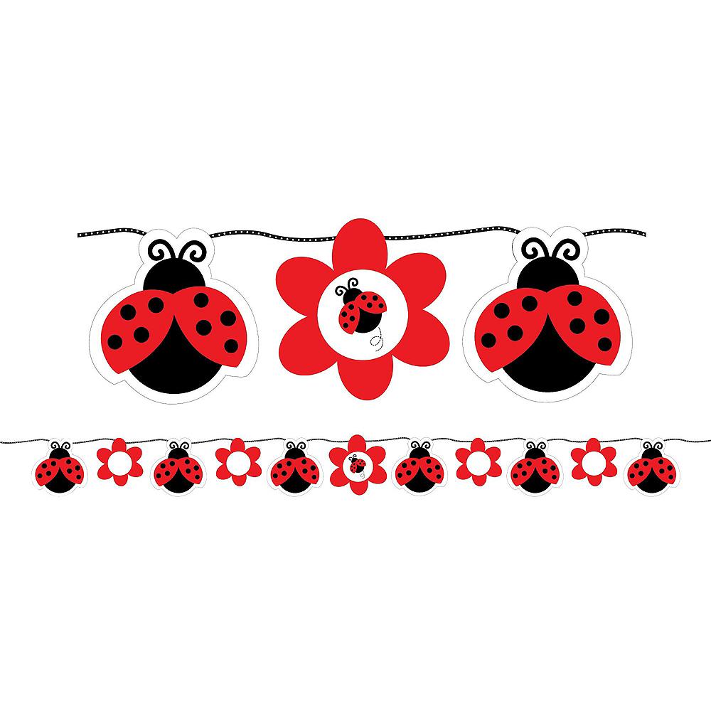Ladybug Baby Shower Kit for 16 Guests Image #10