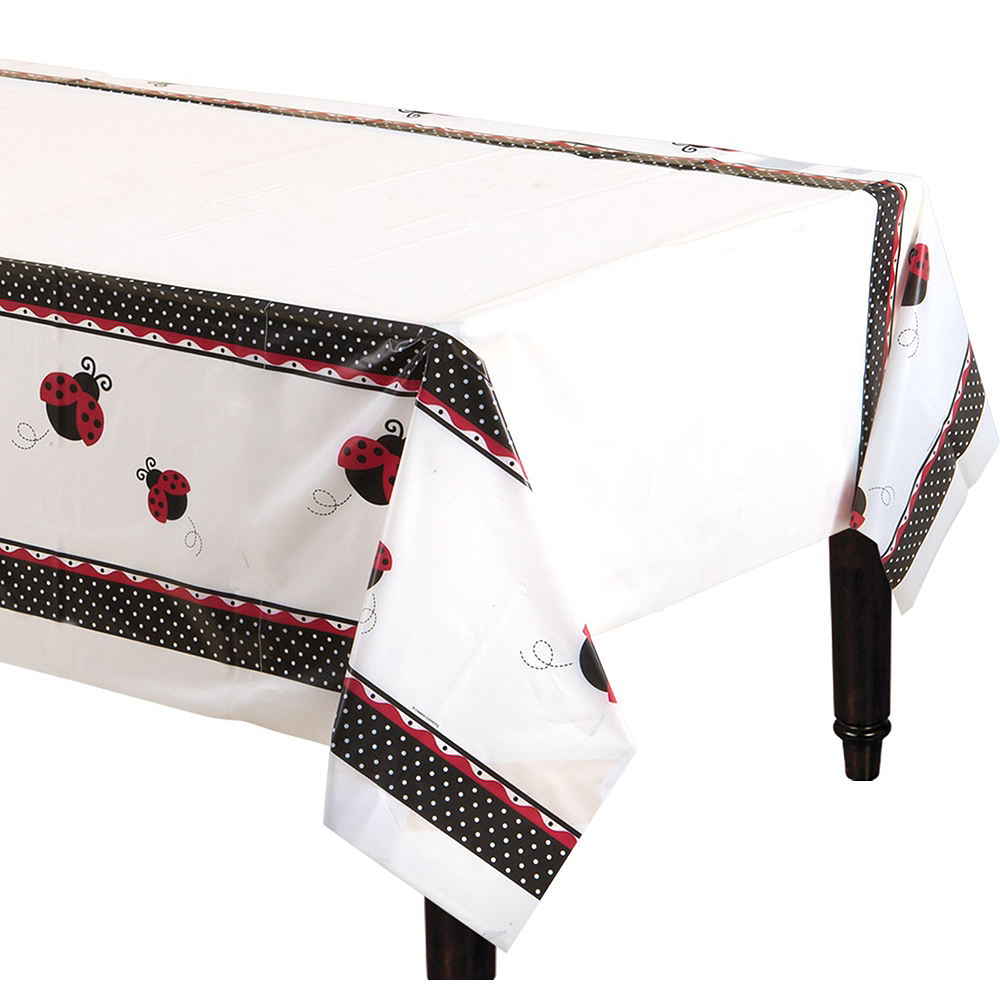 Ultimate Ladybug Baby Shower Kit for 32 Guests Image #7