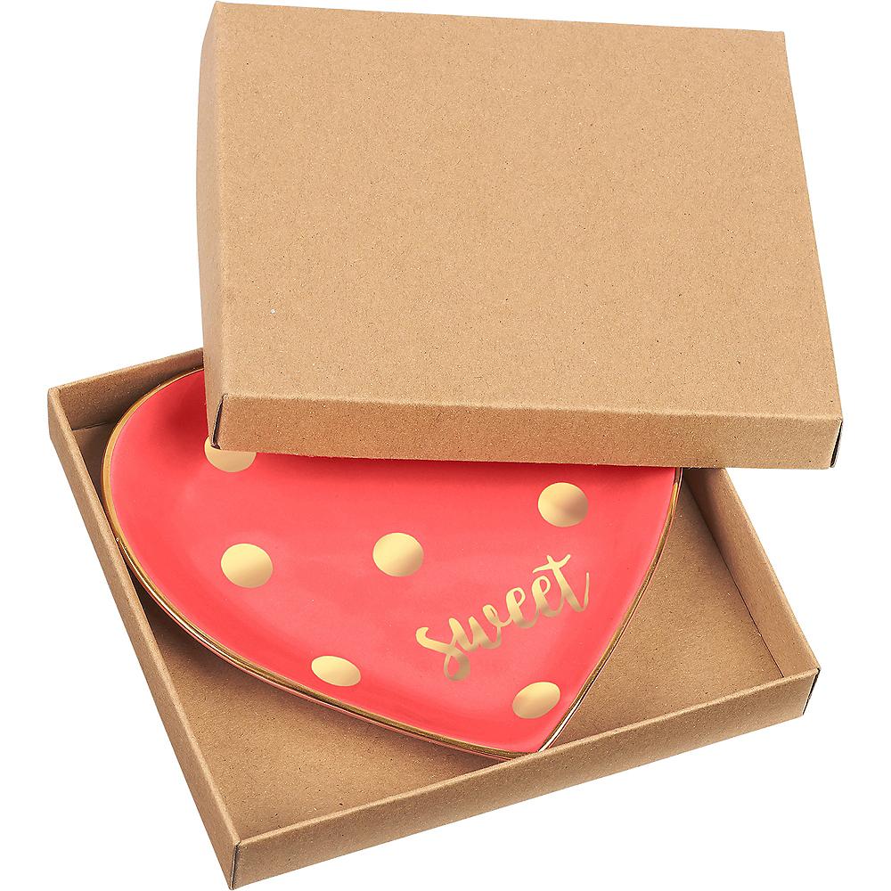 Polka Dot Sweet Heart Trinket Dish Image #2