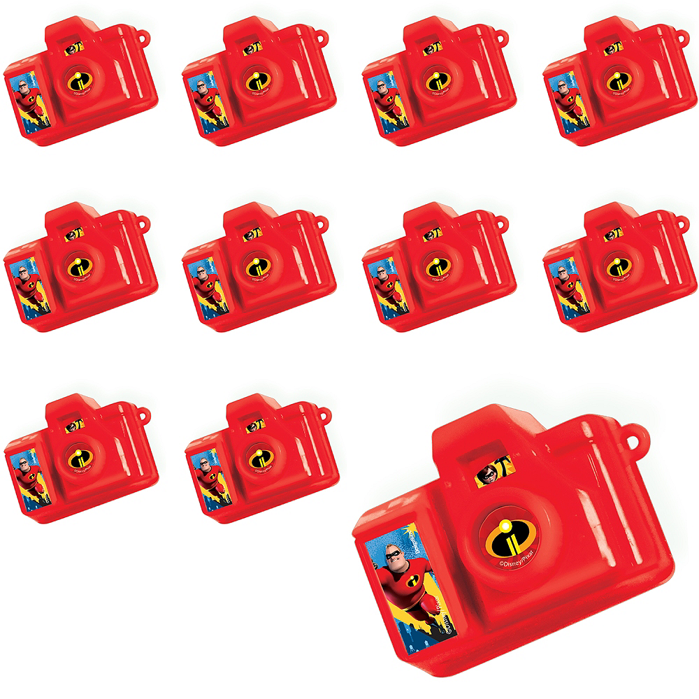 Incredibles 2 Click Cameras 24ct Image #1