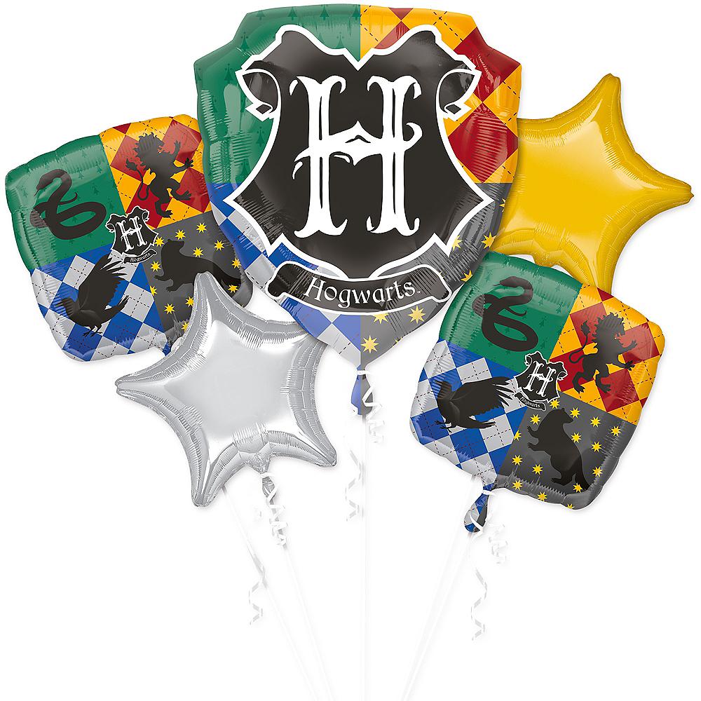 Harry Potter Balloon Bouquet 5pc Image #1