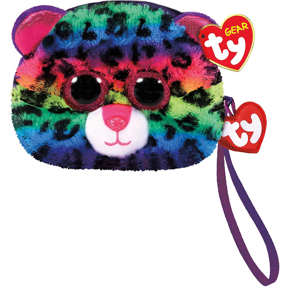 Dotty the Leopard Plush Wristlet Image #1