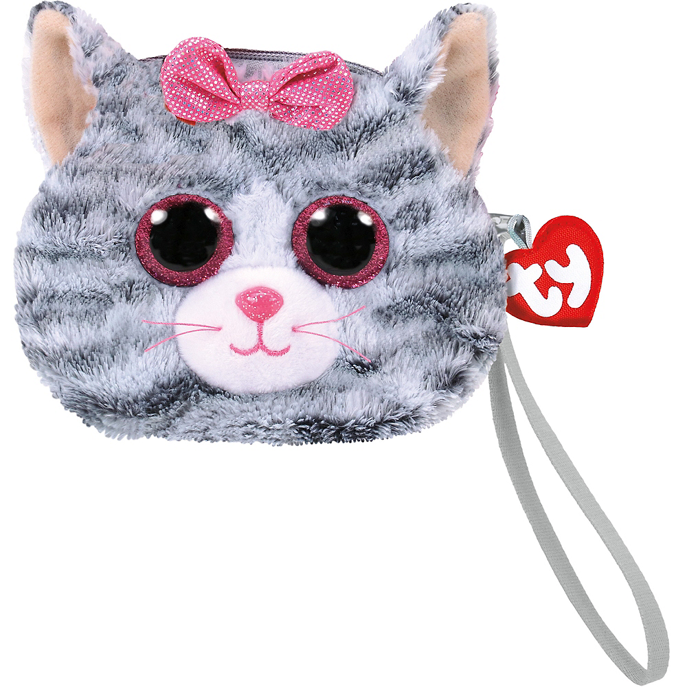 Kiki the Cat Plush Wristlet Image #1