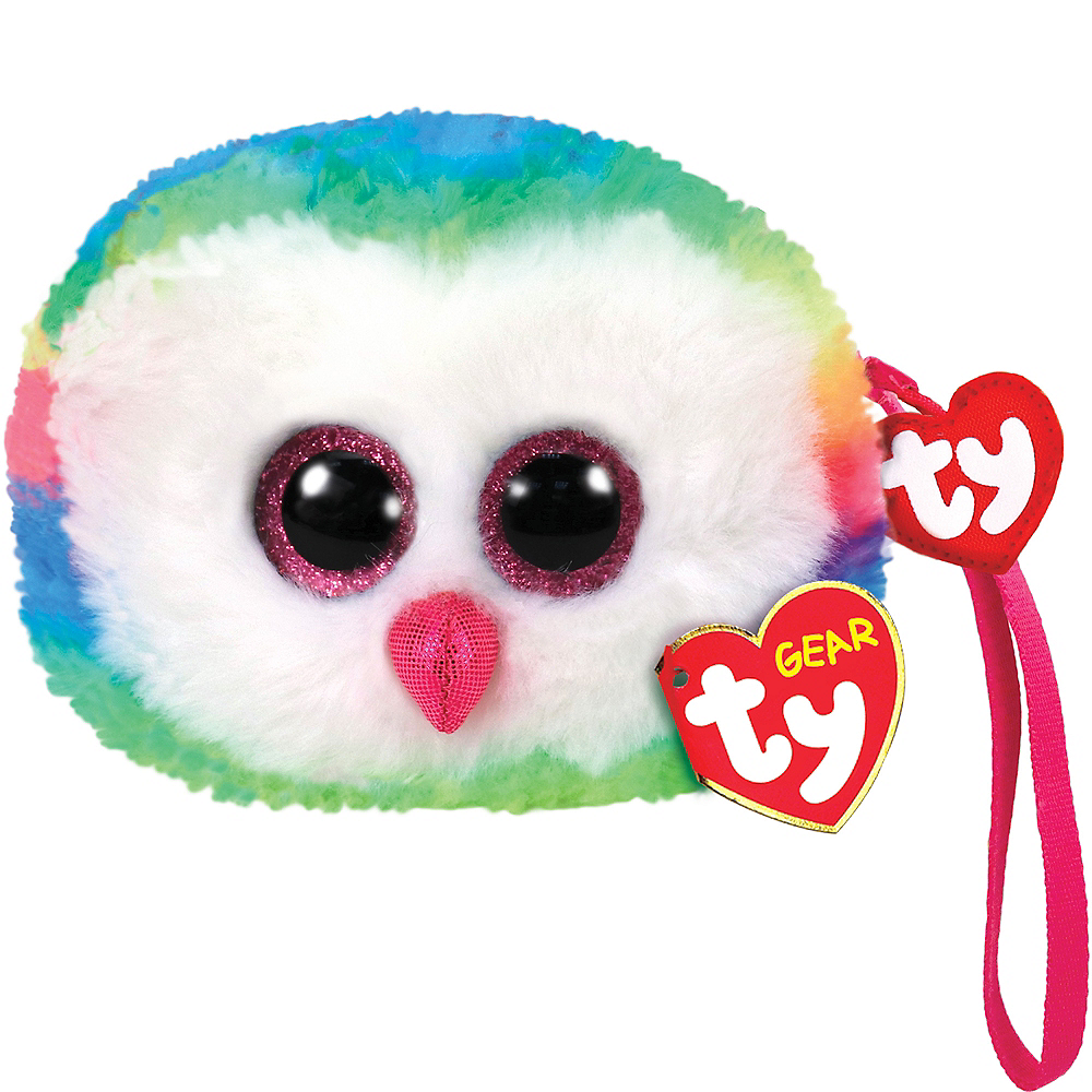 Owen the Owl Plush Wristlet Image #1
