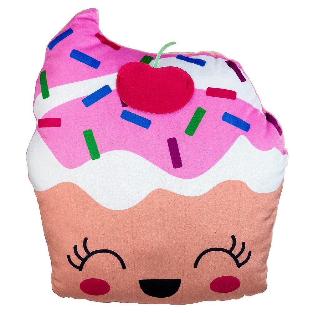 Cupcake Pillow Plush Image #1