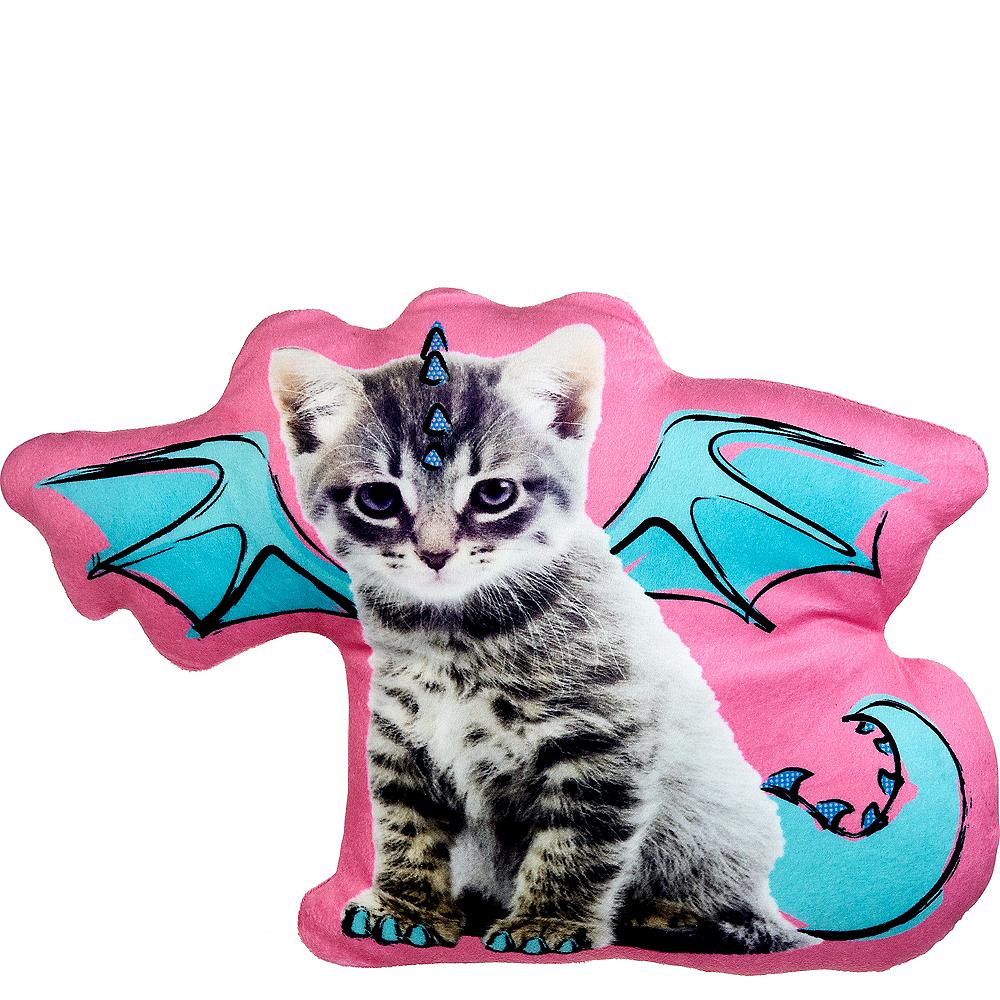 Dragon Cat Pillow Plush Image #1