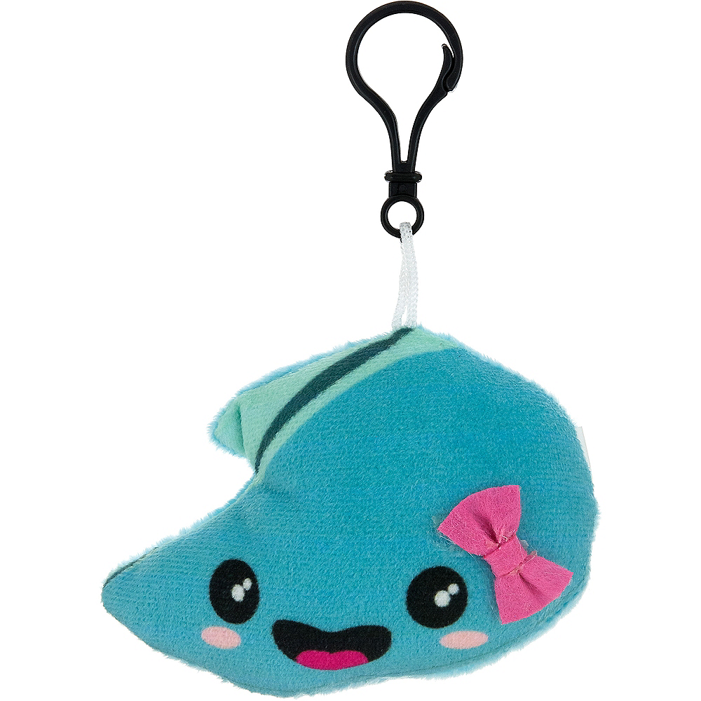 Clip-On Fortune Cookie Plush Image #1