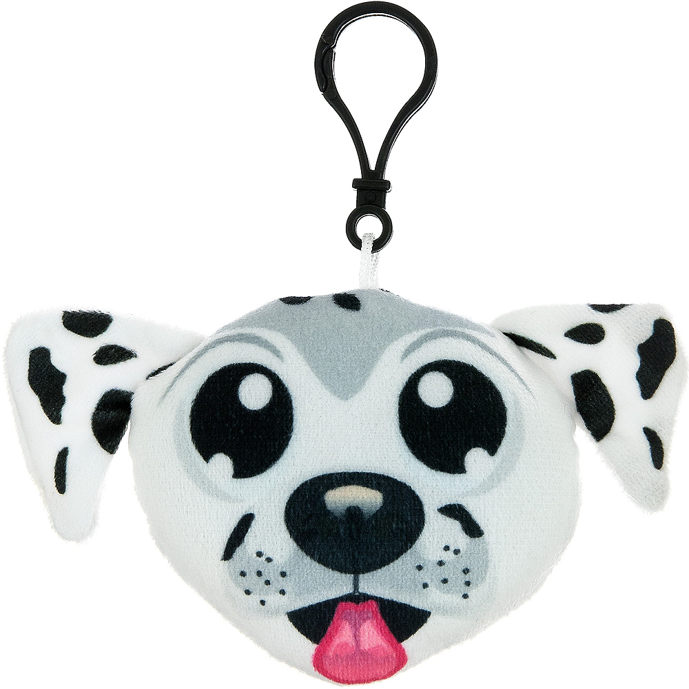 Clip-On Dalmatian Filter Plush Image #1