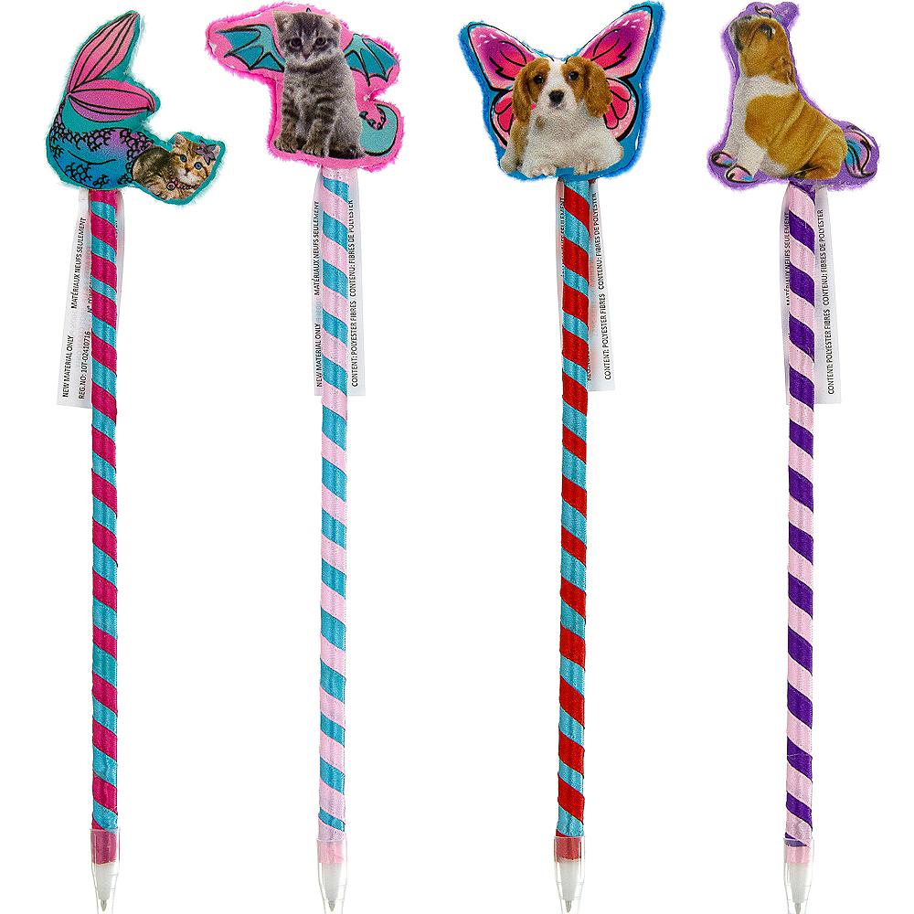 Animal Plush Pen Image #1