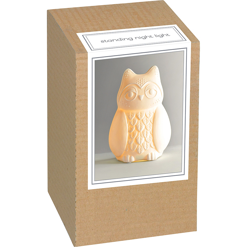 Owl Night Light Image #3