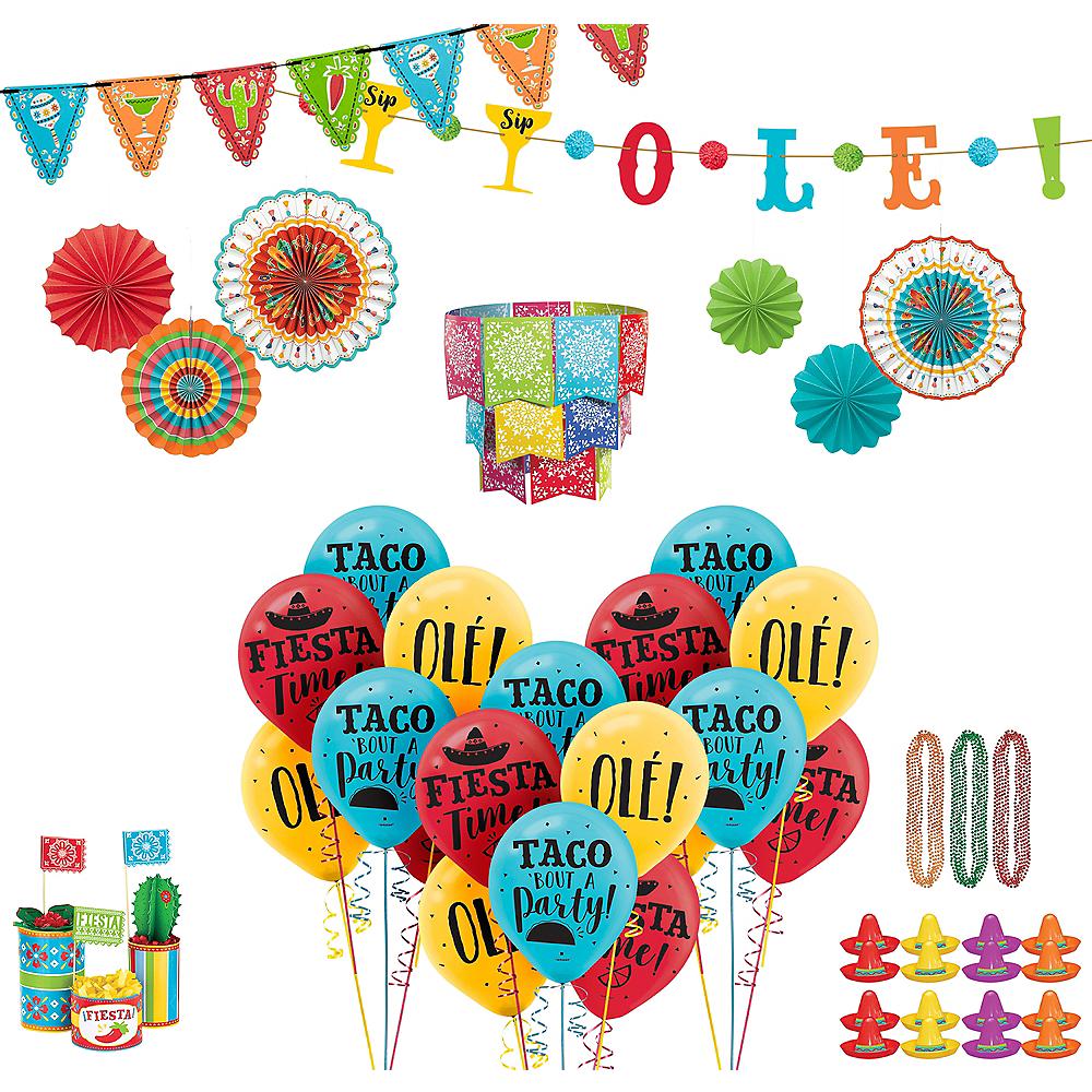 Fiesta Time Decorating Kit Image #1