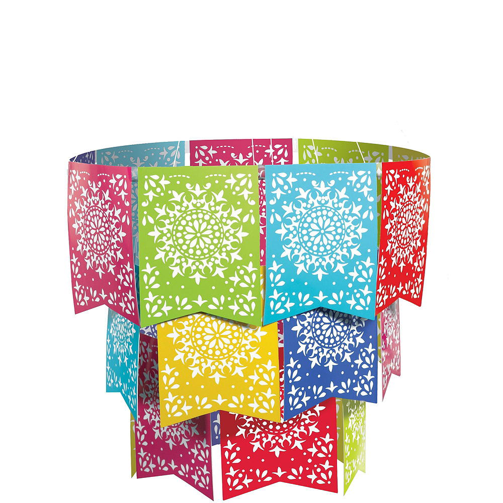Fiesta Time Party Decorating Kit Image #8