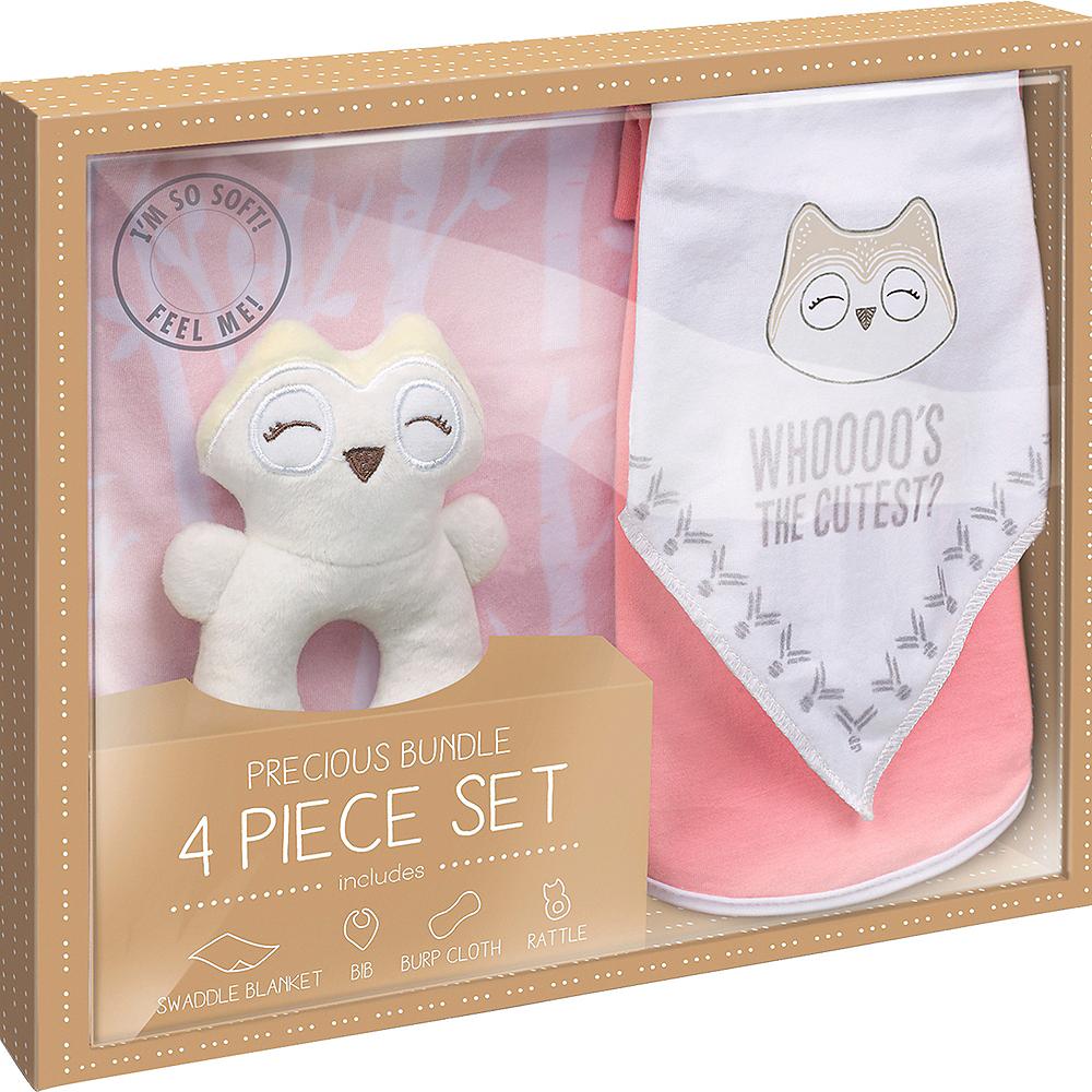 Owl Precious Bundle Set 4pc Image #2