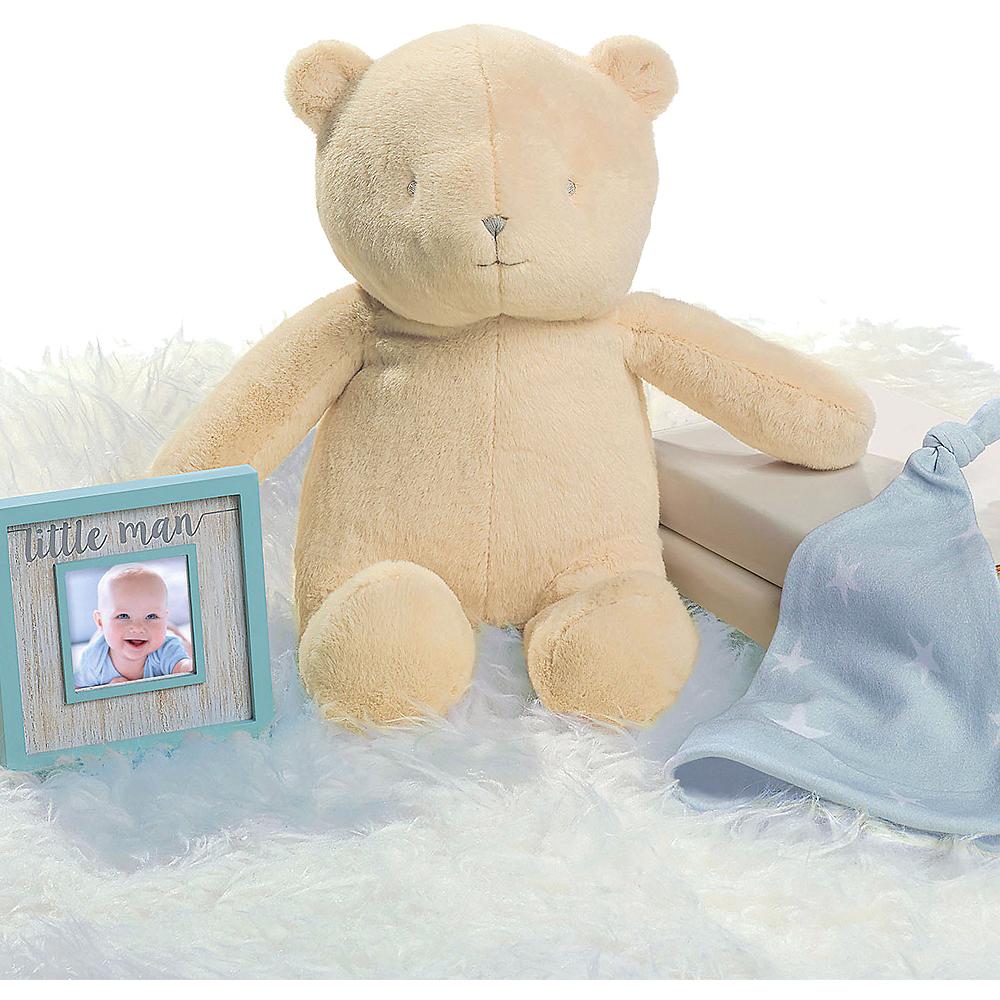 Teddy Bear Plush with Photo Frame Set 3pc Image #1