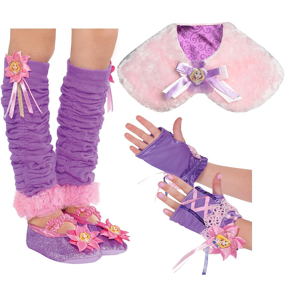Child Rapunzel Dress Up Kit - Tangled Image #1