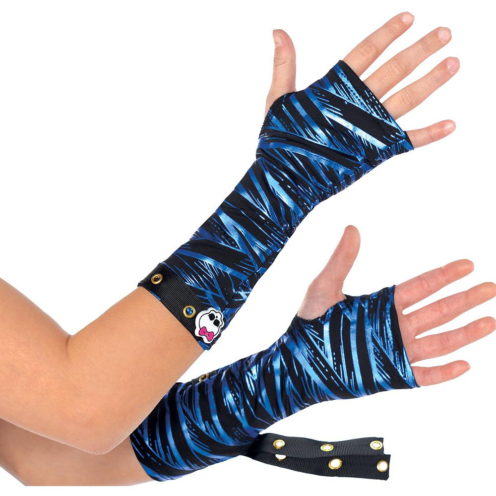 Child Monster High Blue Monster Dress Up Kit Image #4