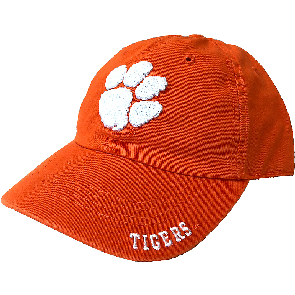 Nav Item for Clemson Tigers Baseball Hat Image #1