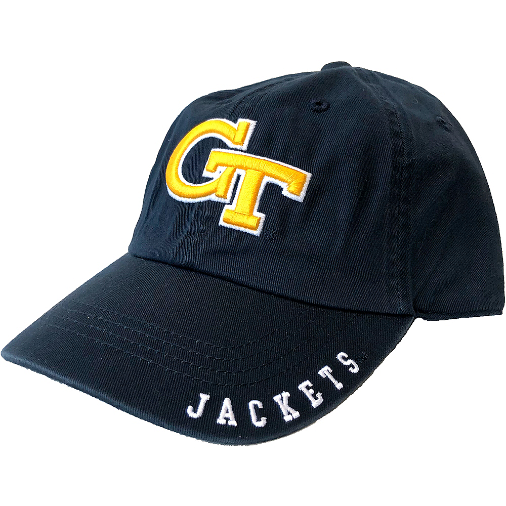 Georgia Tech Yellow Jackets Baseball Hat Image #1