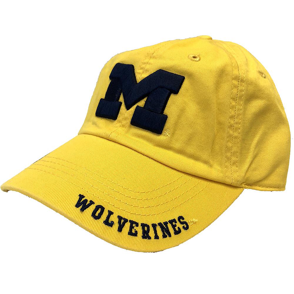 Michigan Wolverines Baseball Hat Image #1