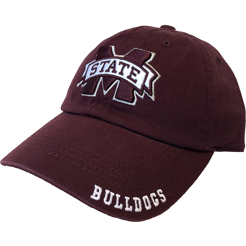 89fe2443944 Mississippi State Bulldogs Baseball Hat 7in x 4 1 2in