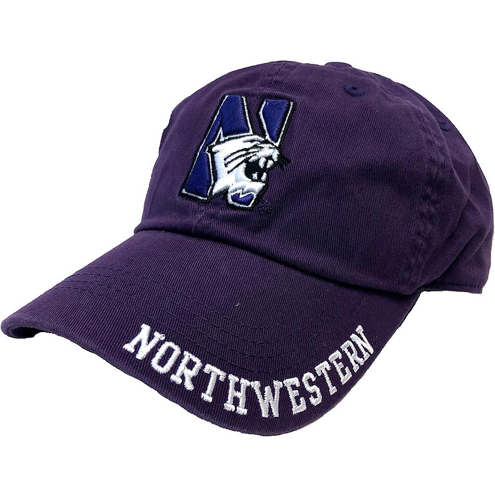 Northwestern Wildcats Baseball Hat Image #1