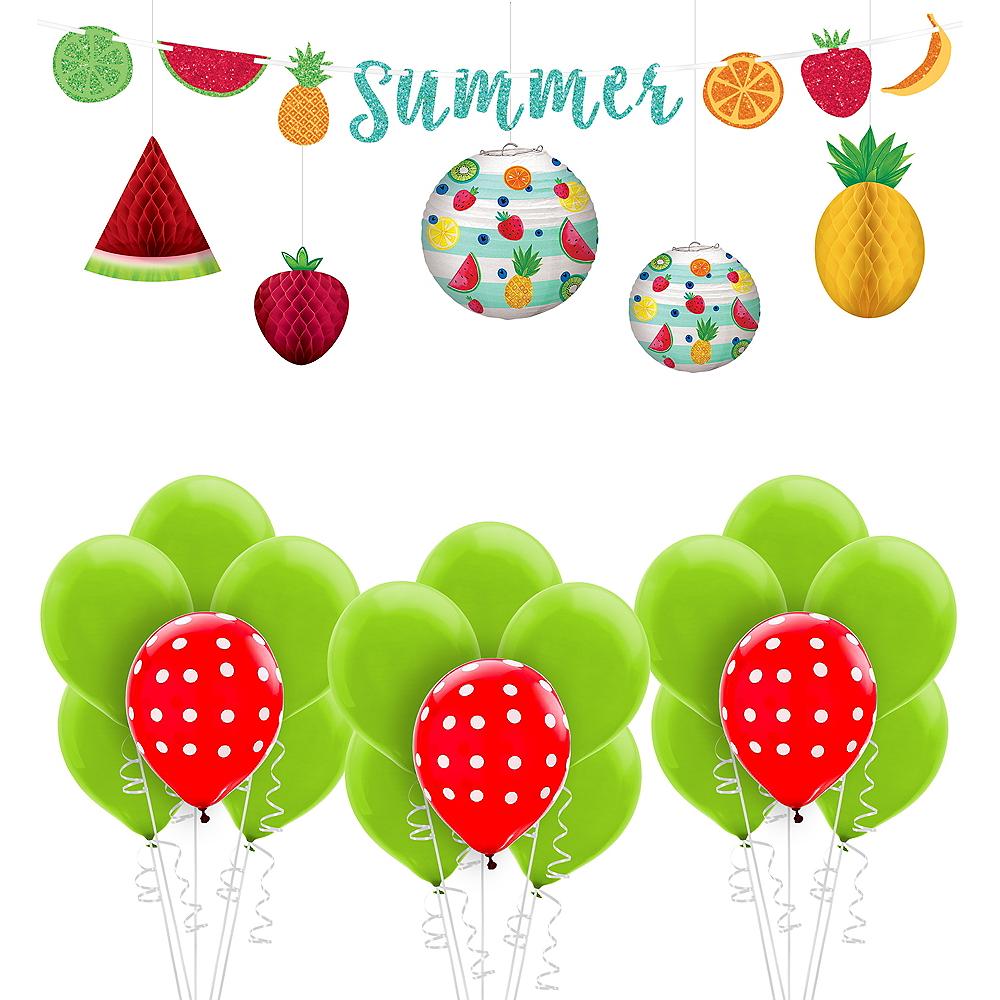Fruit Theme Hanging Decorating Kit Image #1