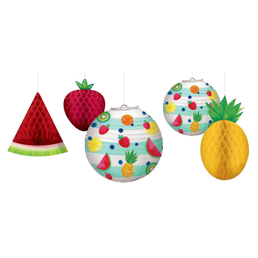 Fruit Theme Hanging Decorating Kit Image #4
