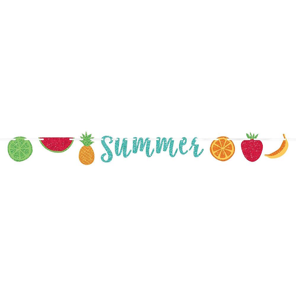 Fruit Theme Hanging Decorating Kit Image #5