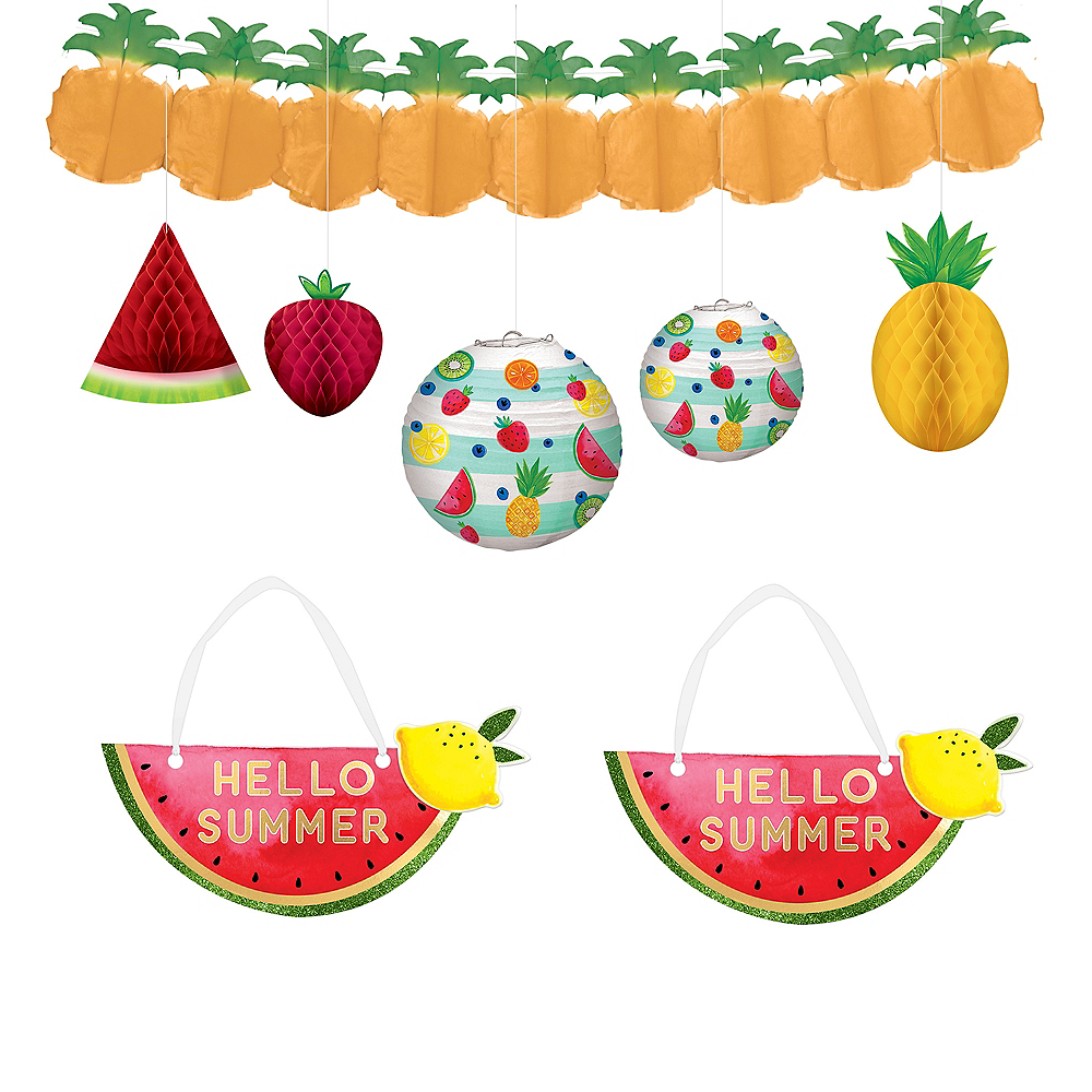 Hello Summer Decorating Kit Image #1