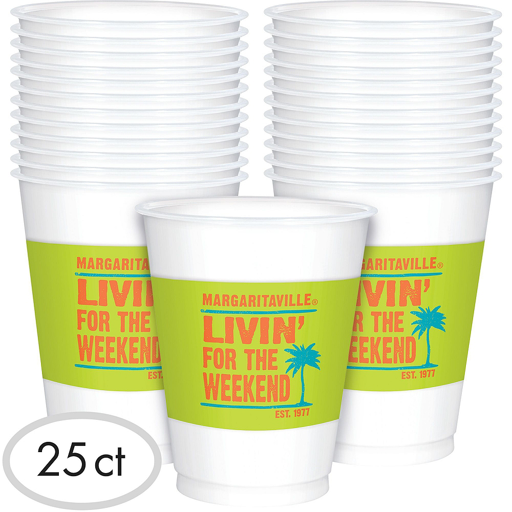 Margaritaville Beer Pong Kit Image #3