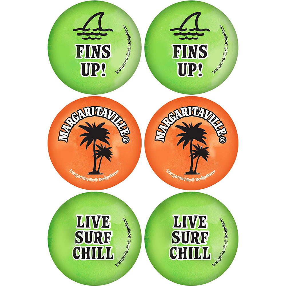 Margaritaville Beer Pong Kit Image #4