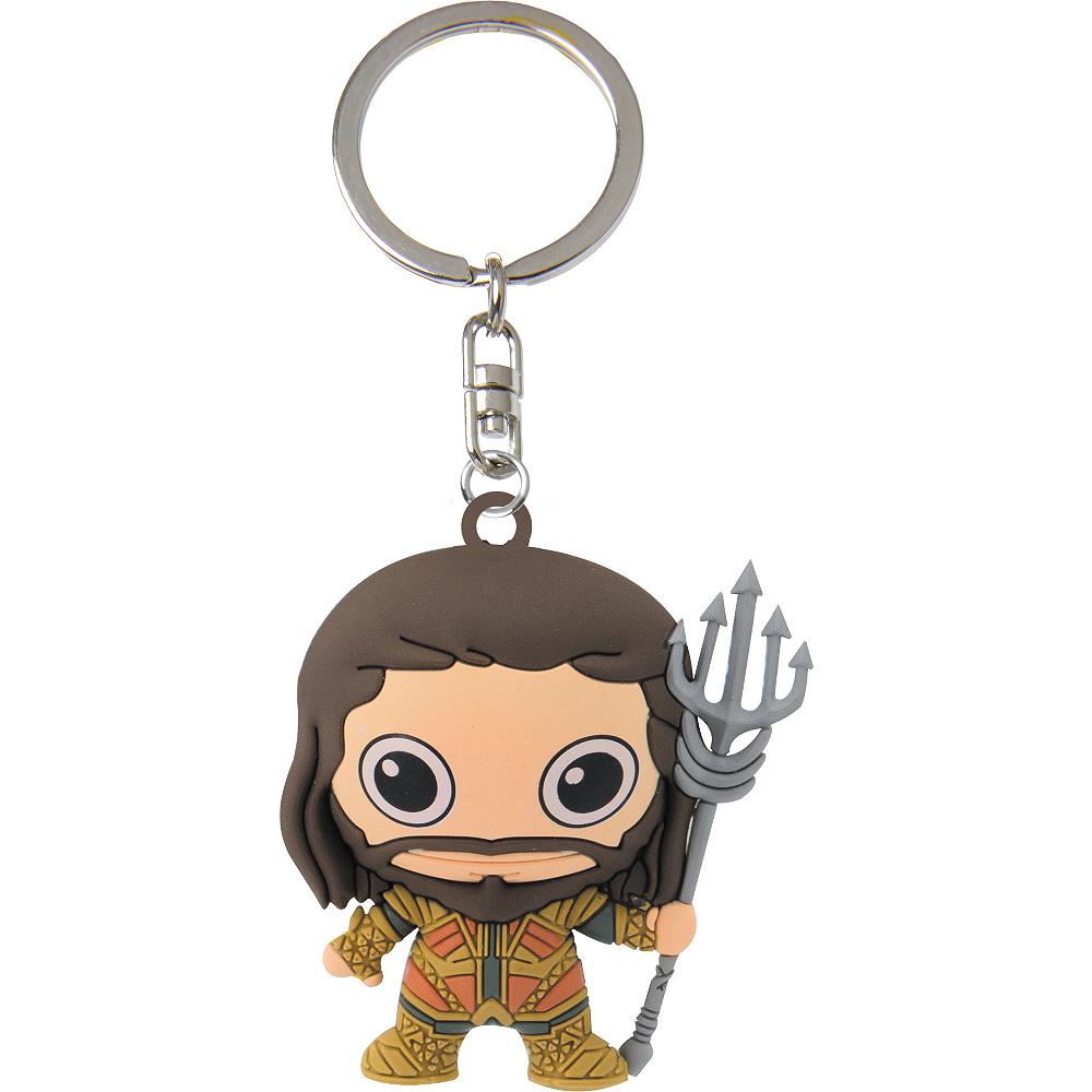 Aquaman Keychain - Justice League Image #1