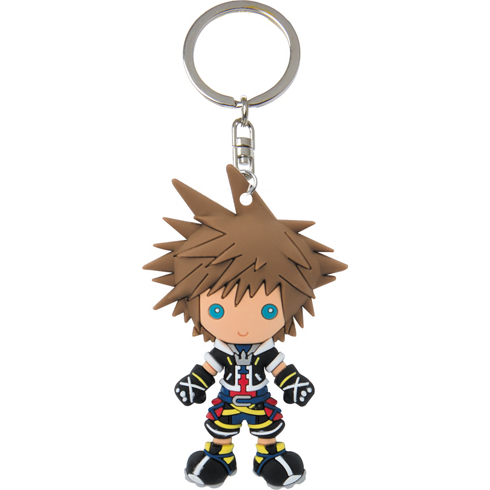 Sora Keychain - Kingdom Hearts Image #1