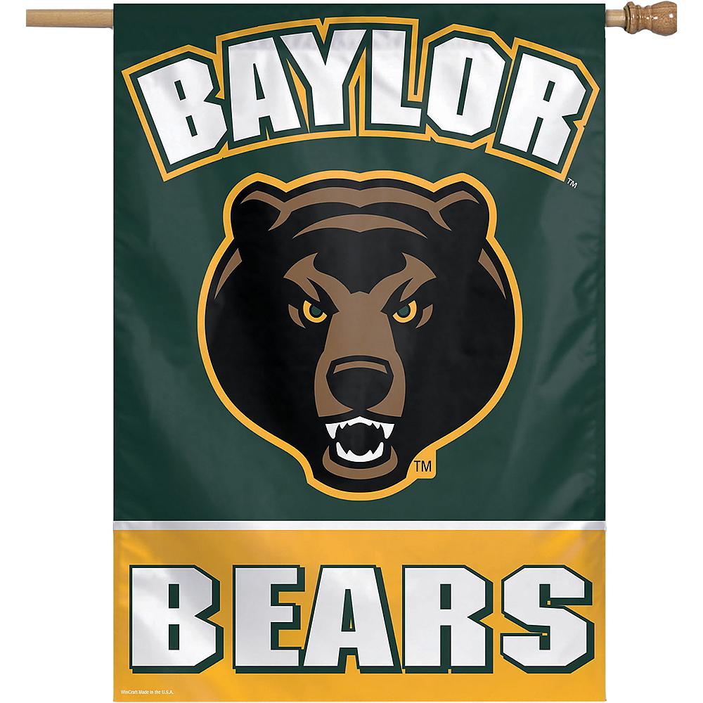 Baylor Bears Banner Flag Image #1