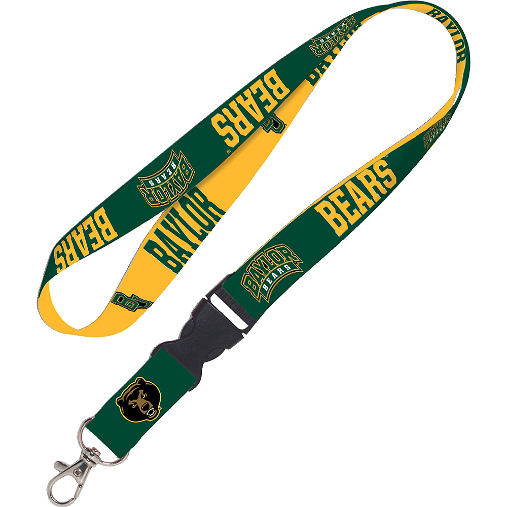 Nav Item for Baylor Bears Lanyard Image #1