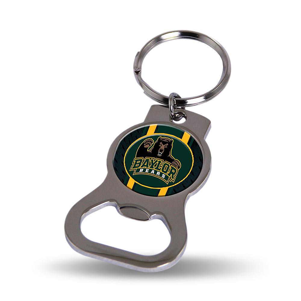 Baylor Bears Bottle Opener Keychain Image #1