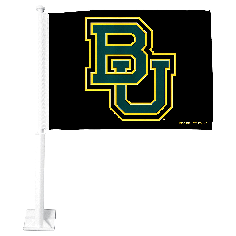 Baylor Bears Car Flag Image #1