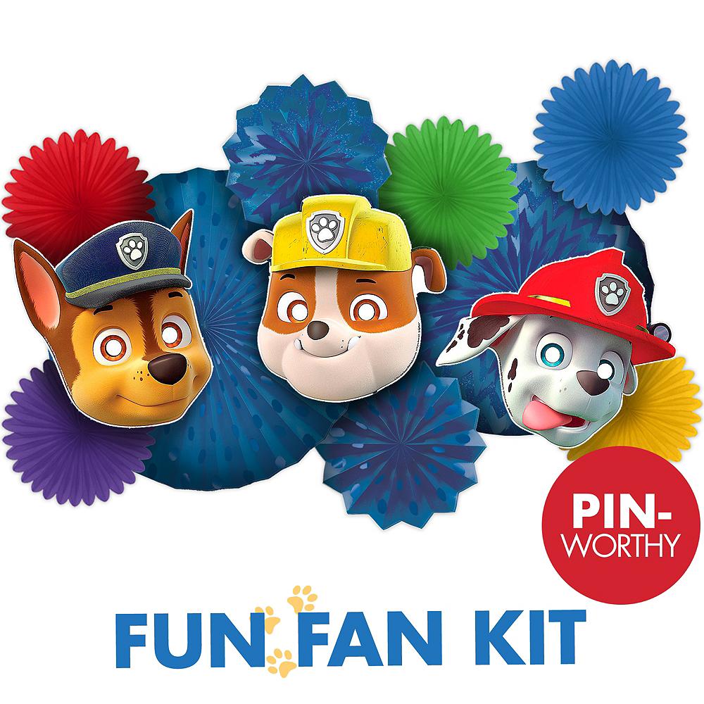 PAW Patrol Fun Fan Kit Image #1