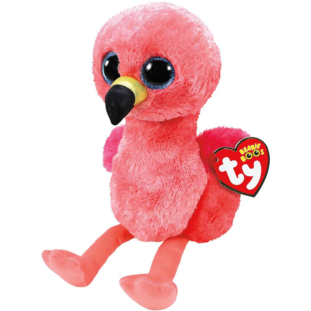 Gilda Beanie Boos Flamingo Plush Image #1